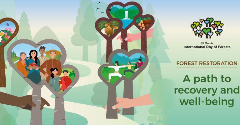 З Міжнародним Днем лісів
